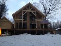 Johnson Log Home Restorations Handyman!