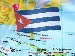 Accompagnatrice de voyage a Cuba