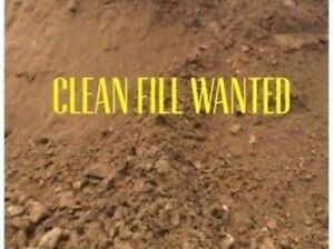 Clean fill wanted in Bolton - 5 or 6 truck loads