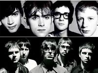 Experienced keyboardist/guitarist needed for new Blur/Oasis project.