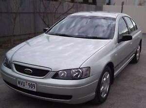 2003 Ford Falcon Sedan Mount Waverley Monash Area Preview