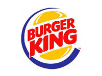 Burger King Restaurant manager Letchworth,