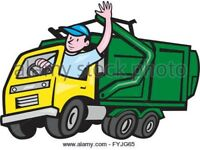 we collect all rubbish, for a quick cheap service call now