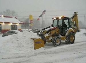 Snow Plow staff needed for storm work.