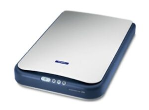 FREE FLATBED SCANNER - Epson Perfection 1250