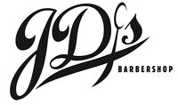 JD's Barbershop is Hiring Full Time for Dunbar and Gastown
