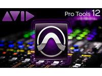 Avid Pro Tools HD v.12.5 PC plus AAX PLUG-INS