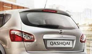 nissan qashqai rear tailgate boot handle chrome trim without ikey gen ke791jd050 ebay. Black Bedroom Furniture Sets. Home Design Ideas