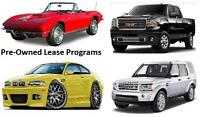 Business Lease - No Report to Bureau - NO KM Limit - New or Used