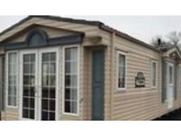 For sale a Top of the range willerby vogue 2 bed static mobile home for sale off site
