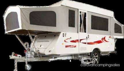 Coromal off road camper. Great family camper trailer
