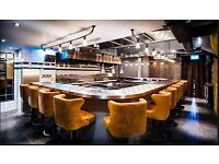Commis Waiter | Kitchen Table, Michelin Star | Sundays & Mondays off