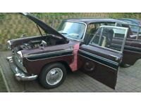 very rare aurstin a60 Cambridge 1963
