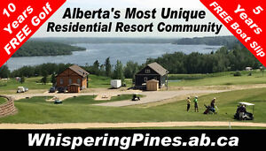 Retire to Alberta's Best Gated Golf Snowbird Community