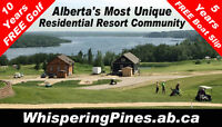 Lot at Alberta's Best Snowbird / Retirement Community