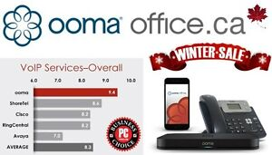 Go With The #1 Business VoIP - Ooma Office Canada - PCMAG