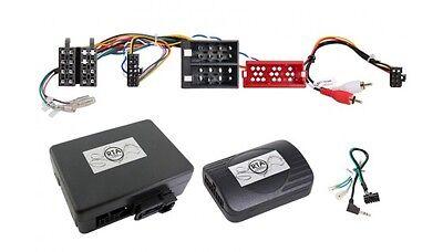 PORSCHE 911 (997); Soundsystem Car Radio Adapter Steering wheel adapter
