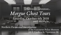 Mystics at the Museum & Morgue Ghost Tours