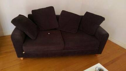 2 seater fold out couch free