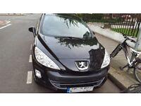 Peugeot 308 1.6 HDI 2009 Manual Diesel New MOT FULL Service FSH CLEAN engine CHEAP £30 Tax 70+ MPG