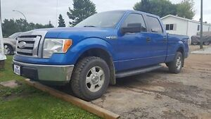 4 SALE OR TRADE CLEAN 2009 FORD F150 SUPERCREW 4X4