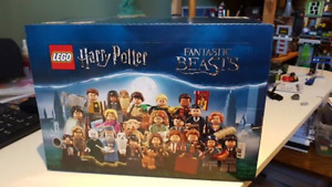 Harry Potter Collectible LEGO Minifigures