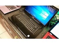 Christmas Bargain £145! Dell Dual Core Windows 10 Laptop With 3 Months Warranty