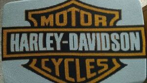 Harley Davidson Chainmaille Inlay