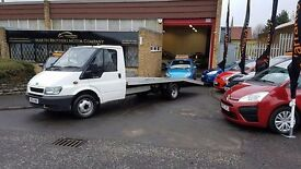 VEHICLE RECOVERY / VEHICLE TRANSPORTATION / CAR AND BIKE TRANSPORTER