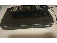 Hitachi 500gb Freeview HD Digital TV Recorder