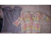 6-9 months girls clothes