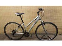 Ladies hybrid bike APOLLO CAFE 2 Frame 16''