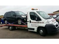 Foveran Car Sales Recovery and Repair Service !!!