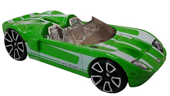 2012 ford gtx1 - Rare Hot Wheels Cars 2012