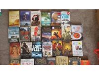 100 Books and Novels for Sale (£1 or £2 each)