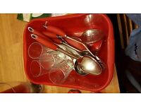 Kitchen Items - Red