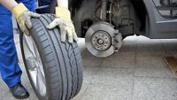 Winter Tire Change - Mobile Service - $40