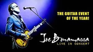 Joe Bonamassa at the Sydney Opera House - Friday 30th September Freshwater Manly Area Preview