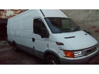 iveco daily van spares repairs due to short mot and wanting a few bits doing runs drives perfect