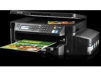 Epson ET 3600 printer 3in1 sealed