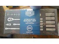 Halfords Advanced Socket Set