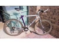 **£60** Carrera Mountain Bike 21 Speed