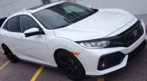 16 -17 Civic Hatchback Jdm Emblem Type R