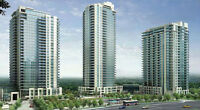 Sherway Gardens Luxury 2 bed Condos minutes to downtown Toronto