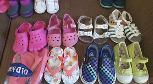 Toddler girl shoes and sandals