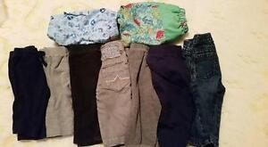 3-6M Bottoms Lot-Boys