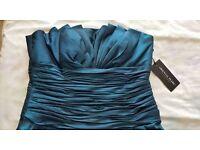 Evening Dress (Turquiose) size 12