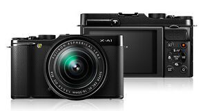 Fujifilm X-A1 (Body only) - Mint Condition - $420
