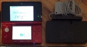Like New 3DS with Games Pokemon Mario Lego