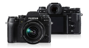 Fuijifilm XT - 1 Digital Mirrorless Camera (Body Only)